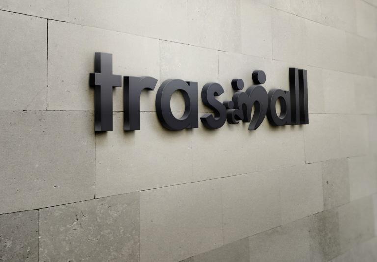 3D Logo trasmall