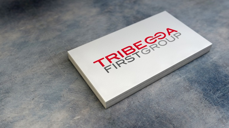 tribecca business card